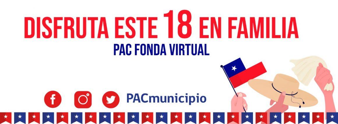 MUNICIPALIDAD DE PEDRO AGUIRRE CERDA Logo