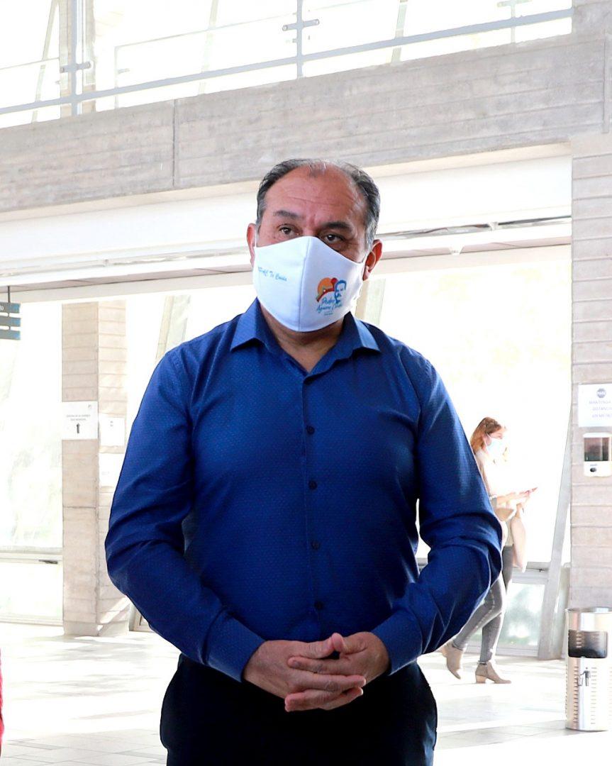 Alcalde Juan Rozas Romero