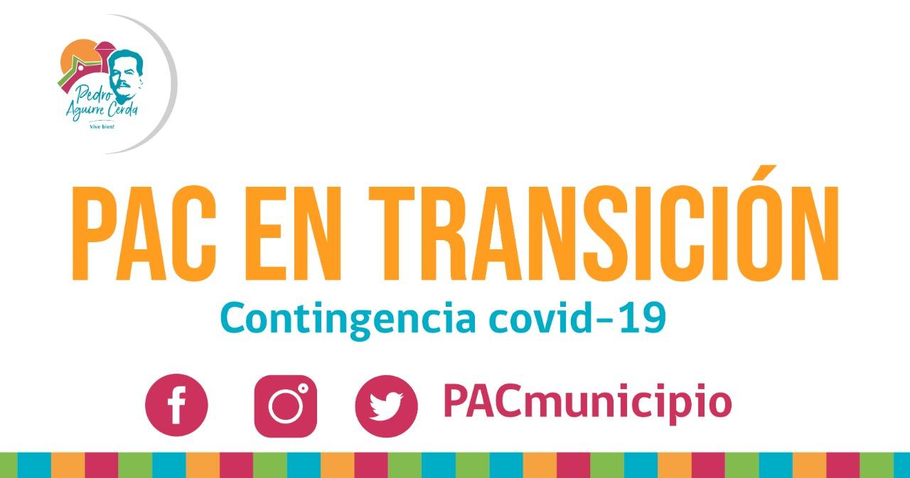 PAC-municipio - Transición