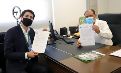 Municipio y Asociación Chilena de Seguridad firman acuerdo