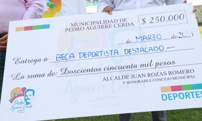 Beca Deportista Destacado 2021