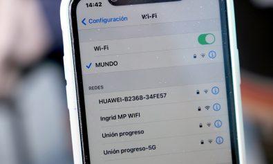 Conectividad en La Victoria